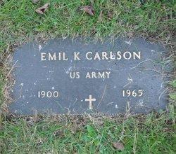 Emil K. Carlson