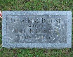 Lola <i>MacIntosh</i> Carlson
