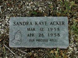 Sandra Kaye Acker