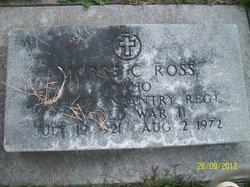 Morse Charles Ross