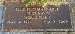 Osie Newman Abel