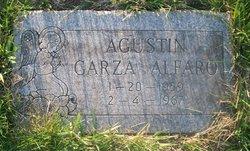 Agustin Garza Alfaro