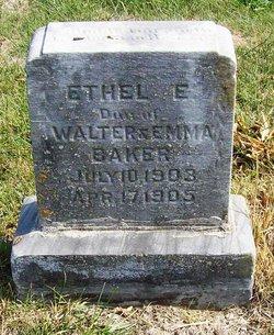Ethel E Baker