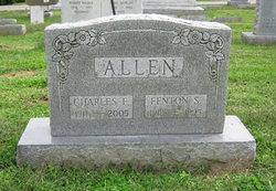 Fenton <i>Sharp</i> Allen