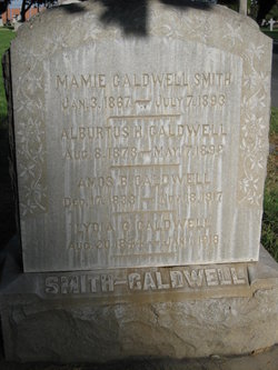 Amos B Caldwell