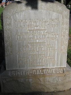 Alburtus H Caldwell