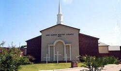 New Sardis Baptist Church Cemetery