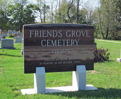 Friends Grove Quaker Cemetery