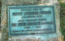 Propst Church Cemetery
