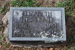 Elizabeth <i>Foster</i> Hestand