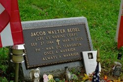 LCpl Jacob Walter Beisel