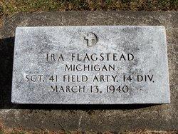 Ira James Pete Flagstead