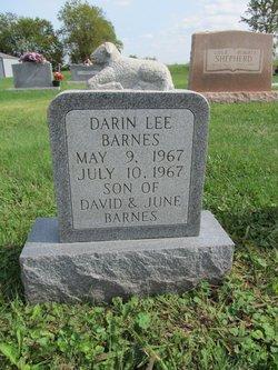 Darin Lee Barnes