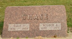 Wilber Edward Chase