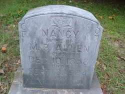 Nancy J. <i>McCulley</i> Allen