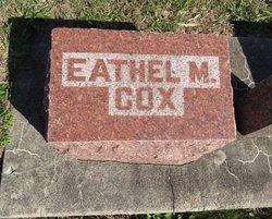 Eathel M <i>Roderick</i> Cox