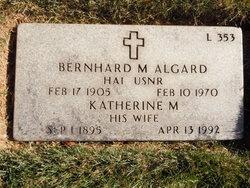 Bernhard M Ben Algard