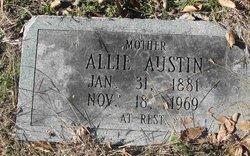 Allie <i>Elam</i> Austin