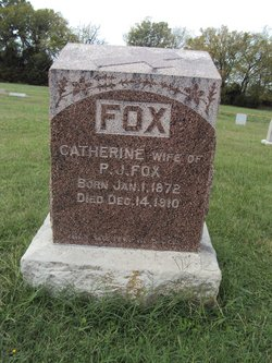 Catherine Mary <i>Brogan</i> Fox