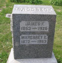 Margaret Elizabeth <i>Wehnes</i> Brodbeck