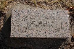 Mary <i>Gunther</i> Ahlstrom