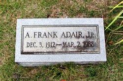 Albert Franklin Adair, Jr