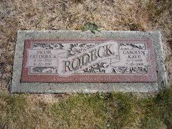 Carolyn Kaye <i>Vail</i> Rodeck