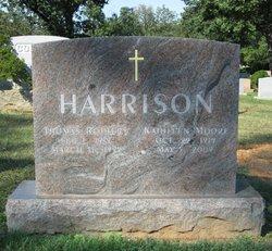 Kathleen <i>Moore</i> Harrison