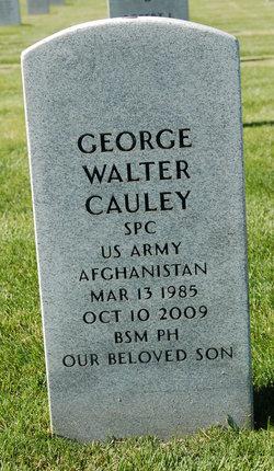 Spec George W. Cauley