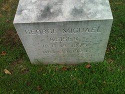 George Michael Keiser, Jr