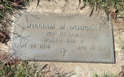 William M Douglas