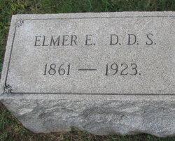 Dr Elmer E Bower