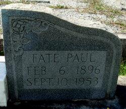 Fate Paul Oakley