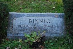 Howard Walker Binnig