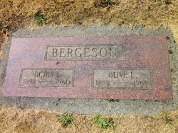 Victor L Bergeson