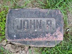 John R Bickerdike