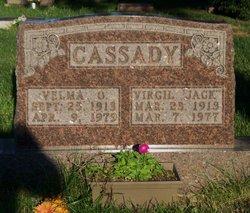 Velma Odessa <i>Pope</i> Cassady