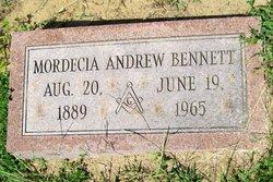 Mordecia Andrew Bennett