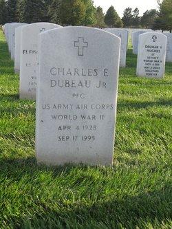 Charles E Dubeau, Jr