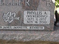 Phyllis Ann <i>Wilwerding</i> Heller