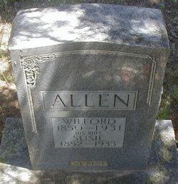 Wilford Allen