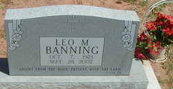 Leo M. Banning