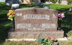 Elsie S <i>Scott</i> Ferguson