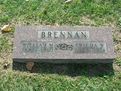 Frieda W. Brennan