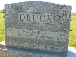 Dorothy B <i>Welk</i> Druck