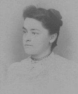 Pauline Augusta <i>Schuhmann</i> Blume