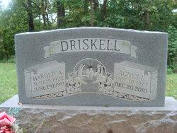Harold Andrew Driskell