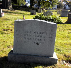 Helen Frances <i>Bisson</i> Everett