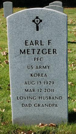 Earl Frank Metzger