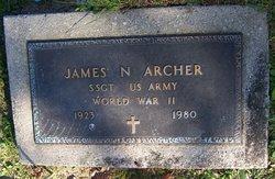 James Nelson Jimmie Archer